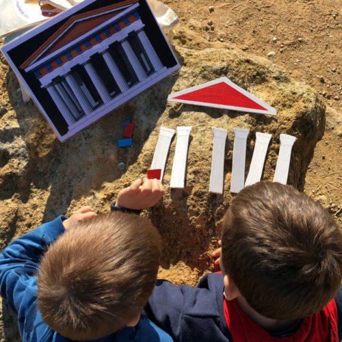 Agrigento-family-tour-tempio-della-concordia-puzzle