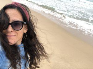Un saluto dalla spiaggia di Siculiana Marina, Agrigento