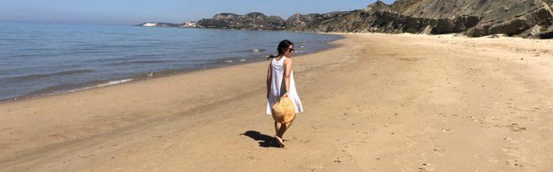La spiaggia di Giallonardo, Agrigento