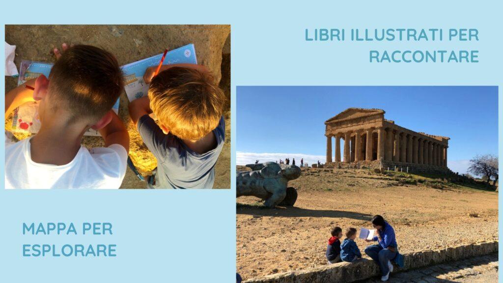 Famiglie con bambini e beni culturali - esempi 2